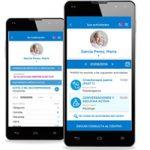 Una app permite a los familiares conocer el día a día de los residentes en centros de Sanitas Mayores