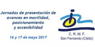 El CRMF de San Fernando muestra lo último en movilidad, posicionamiento y accesibilidad