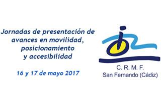 geriatricarea CRMF de San Fernando movilidad posicionamiento accesibilidad
