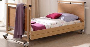 Alura Low XL, una cama cómoda y segura para personas de gran volumen