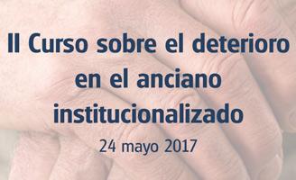 El II Curso de la Cátedra ORPEA aborda el deterioro en el mayor institucionalizado
