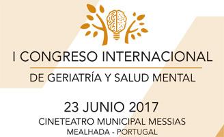 geriatricarea Congreso Internacional Geriatria Salud Mental