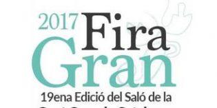 Todo listo para FiraGran 2017, el 19º Salón de las Personas Mayores de Cataluña