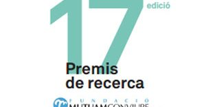 La Fundació Mutuam Conviure convoca un año más sus Premios de Investigación