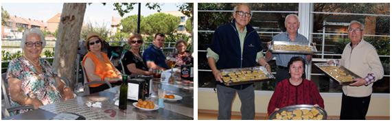 geriatricarea Los Llanos Vital comida