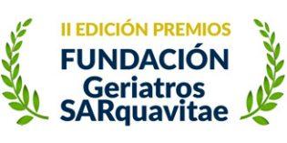 En marcha la segunda edición de los Premios Fundación Geriatros – SARquavitae