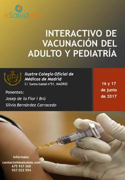 geriatricarea eSaludate Vacunación Adulto