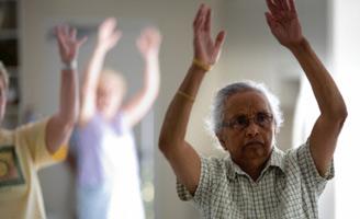 geriatricarea fisioterapia en mayores