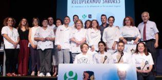 """Wafae Rahoui se impone en el Concurso de Cocina """"Recuperando Sabores"""" de Geriatros-SARquavitae"""