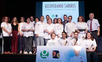 Geriatricarea Concurso de Cocina Geriatros-SARquavitae Wafae Rahoui