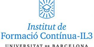 Nueva convocatoria de Másters y Postgrados del IL3 especializados en atención a personas mayores
