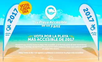 Geriatricarea Playa mas Accesible thyssenkrupp Encasa