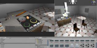 SeniorLudens, un ejemplo de como los juegos en 3D pueden mejorar el bienestar y seguridad de los mayores