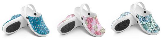 Geriatricarea Suecos calzado ergonómico ODEN PRINT