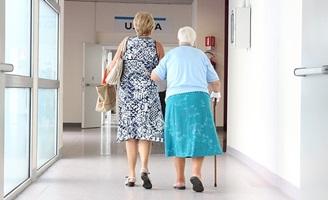 atención geriátrica