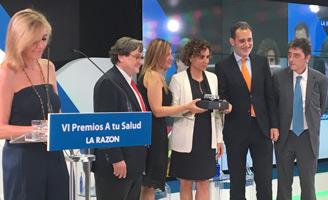 geriatricarea Amavir Premio A Tu Salud La Razón