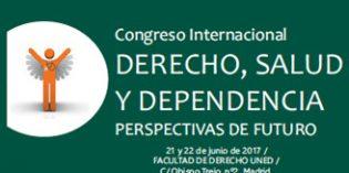 Congreso Internacional Derecho, Salud y Dependencia: Perspectivas de Futuro