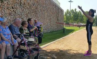 geriatricarea El Yate envejecimiento actiivo