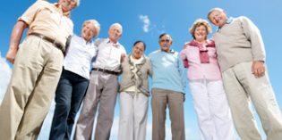 Llegar a ser un adulto mayor saludable pasa por el envejecimiento activo