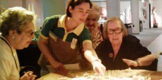 ILUNION fomenta el envejecimiento activo de las personas mayores que viven solas