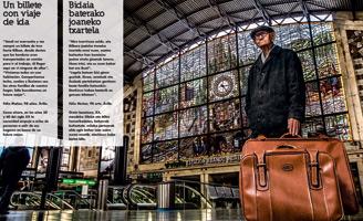 geriatricarea Metro Bilbao exposición personas mayores
