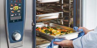 ConnectedCooking permite el control online de los hornos de las cocinas de colectividades