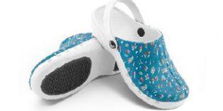 Suecos presenta sus nuevos estampados para la línea de calzado ergonómico ODEN