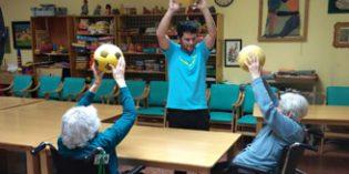 El entrenamiento multicomponente fomenta el envejecimiento activo