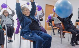 geriatricarea gericare envejecimiento activo
