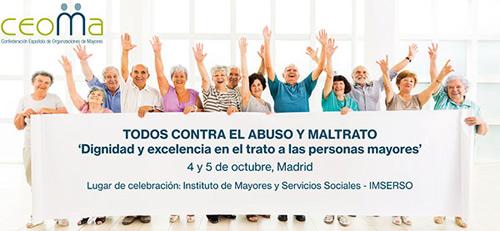 geriatricarea maltrato personas mayores CEOMA