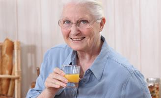 alimentación en las residencias de ancianos