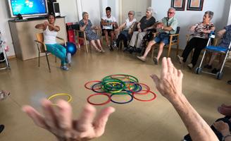 Geriatricarea Mindfulness Grupo El Yate