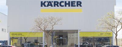 geriatricarea Kärcher Center Palma de Mallorca