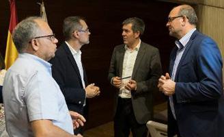 geriatricarea Plan de Infraestructuras Sociosanitarias de Canarias