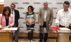 Aragón amplía la oferta de plazas en centros de día y residencias para dependientes