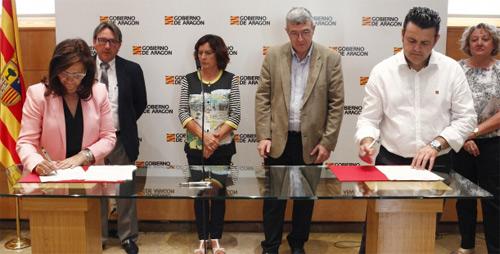 geriatricarea centros de día residencias Aragón