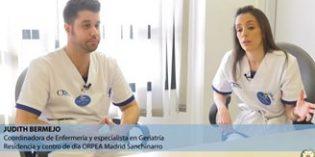 Vídeo: la importancia de la enfermería geriátrica en Orpea Ibérica