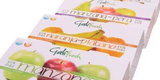 Galifresh: purés de frutas totalmente naturales y con alto contenido en fibra
