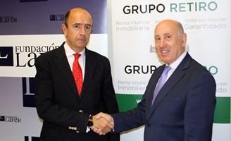 Acuerdo Grupo Retiro y Fundación Lafer