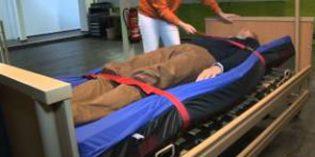 EVAQ, un sistema de terapia antiescaras que facilita laevacuación en caso de emergencia