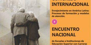 """Congreso Internacional""""Envejecimiento en América Latina:Procesos de Formación y Modelos de Atención"""""""