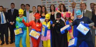 El proyecto social Poción de Héroes llega al Hospital Universitario Miguel Servet de Zaragoza