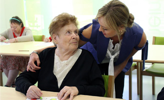 geriatricarea unidades de estimulación terapéutica alzheimer
