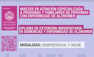 Geriatricarea Demencias Alzheimer Universidad de Salamanca