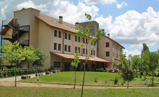 Geriatricarea Fundación Rey Ardid residencia de Valle del Esera