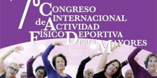 7º Congreso Internacional de Actividad Físico Deportiva para Mayores