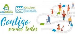 """En marcha la campaña """"Octubre, mes de la artritis y la espondiloartritis"""""""