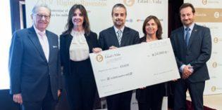 Un proyecto de Esade para fomentar el ahorro entre los millennials gana el XIV Premio Edad&Vida Higinio Raventós