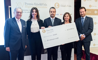 geriatricarea Esade Premio EdadyVida Higinio Raventos
