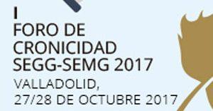 Valladolid acogerá en octubre elI Foro de Cronicidad SEGG-SEMG